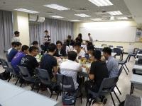 Department Tea Reception with Freshmen (5 Sep 2016)_1