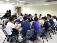 Department Tea Reception with Freshmen (5 Sep 2016)_4