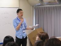 Faculty Tea Reception 2018_8