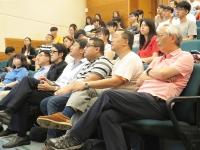 Academic Counseling Session for Economics Undergraduate Freshmen (9 Aug 2019)
