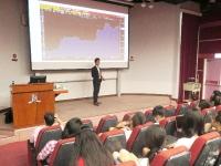 Bloomberg On-campus Lecture Training for Undergraduates (11 Oct 2019)