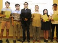 Excellent Undergraduate Paper Awards (9 Aug 2019)